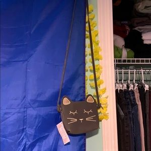 Cute Cat Purse With Magnet Clasp